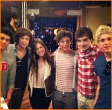 ♥ 1D in Los Angeles :D ♥ ( partie 3 )