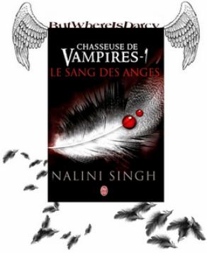 Chasseuse de Vampires.