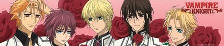 Fic Vampire Knight: Début du Flash Back.