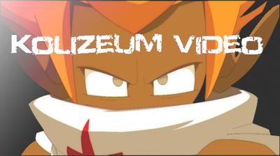 Première vidéo de Kolizeum en ligne sur Youtube !