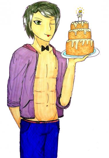Happy Birthday Takararts ♥
