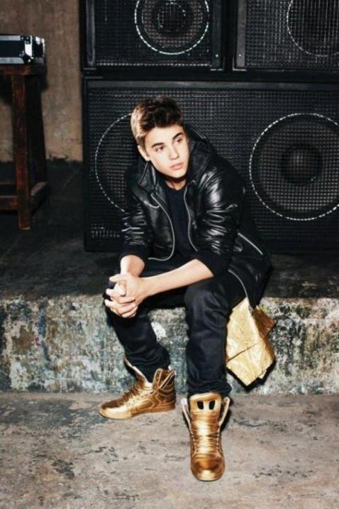 "Nouvels Photos de Justin pour ""BELIEVE'"