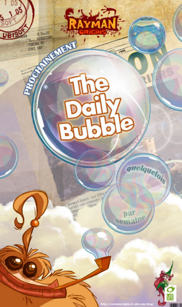 The Daily Bubble 1 à 7