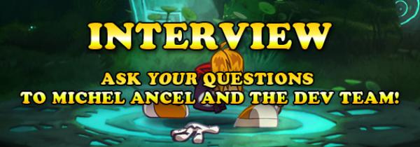 Pirate-Community : Interview de Michel Ancel : Les fans posent les questions