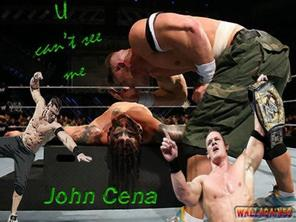 Catch: John cena
