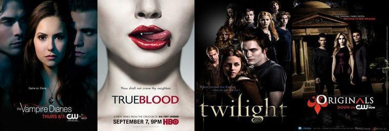 [Zoom sur...] Les séries de vampires : La transformation (part.1)