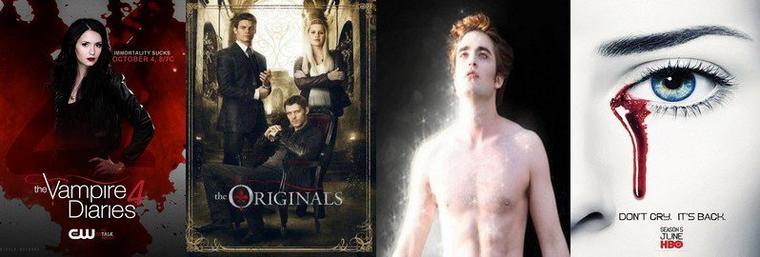 [Zoom sur...] Les séries de vampires :  A quoi reconnait-on un vampire ? (part.3)