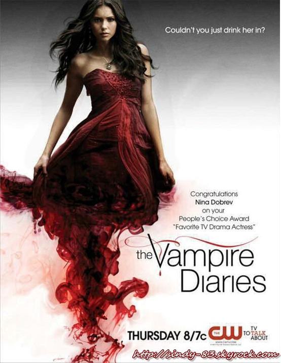 Nouvelle Image Promo de Vampire Diaries !!!!