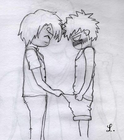 Sanji et Luffy Chibi ♥