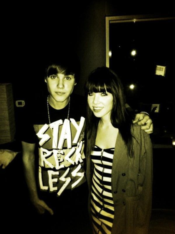Justin et Selena + Baby + Call Me Maybe + Vanityfair + Carly Rae Jepsen