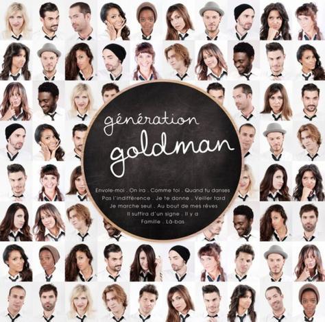 Génération Goldman - Famille (Collégiale) [CLIP OFFICIEL]
