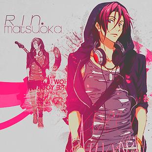 🔥 Rin Matsuoka -RP 😈