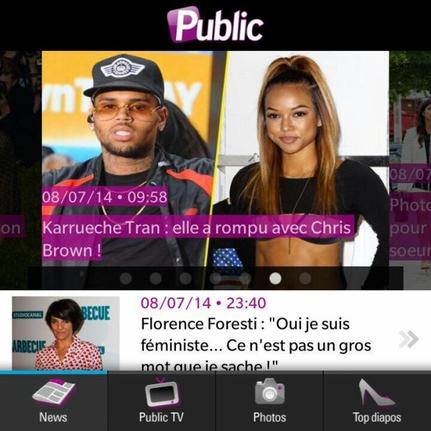 New Chris Brown !