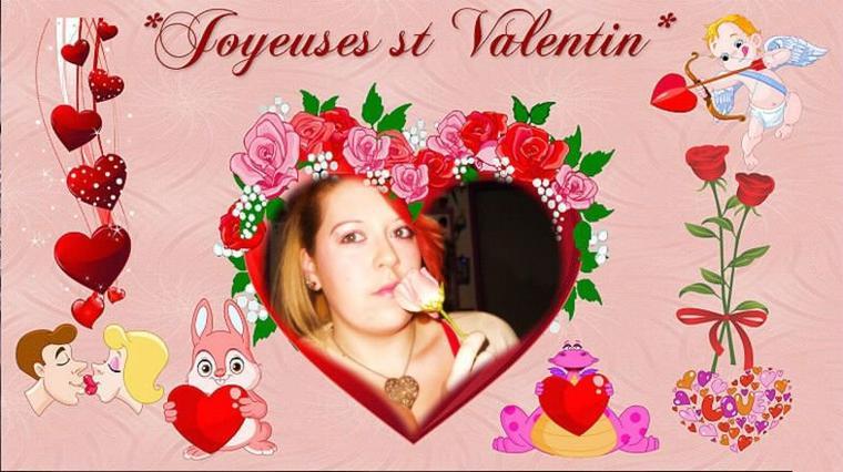 Make-up de saint valentin