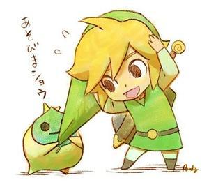La série des Zelda