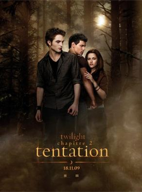 New Moon/Tentation