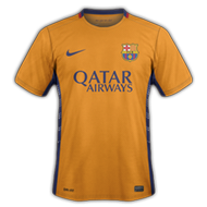 Maillot Officiel │FC Barcelone │ Saison 2015/2016