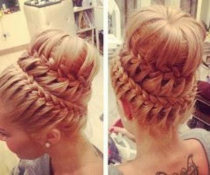 THE coiffure!