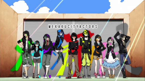 Kagerou Project / Mekakucity Actors
