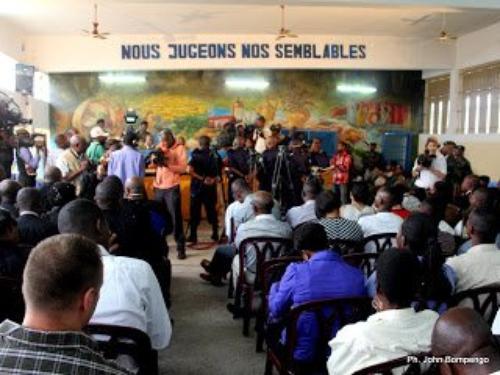 Affaire Chebeya: des ONG réclament la poursuite du procès en appel