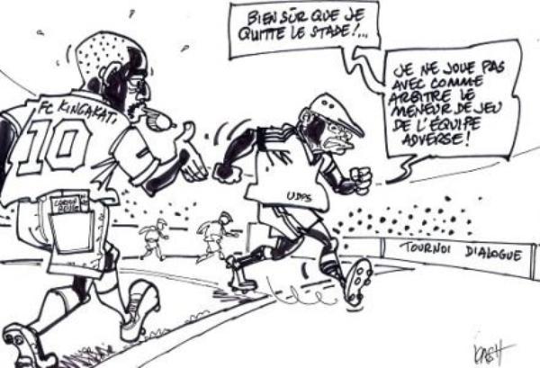 DIALOGUE : L'UDPS SE RÉTRACTE, LA MAJORITÉ RÉPLIQUE