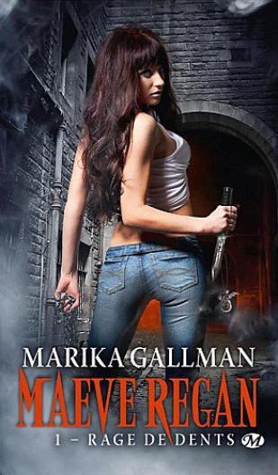 MAEVE REGAN  De Marika Gallman