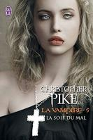 LA VAMPIRE   De Christopher Pike