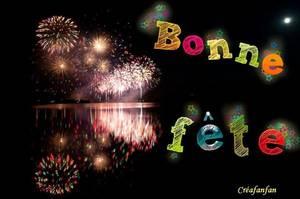 Très bonne fête pour mon amie Pierre Paul  -Gros bisous de Fanfan ( 111 fanfan)