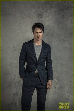 Ian Somerhalder , CBS Watch 2014 <3