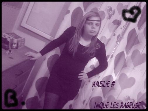 M'ZELLE AMElLiE :) <3