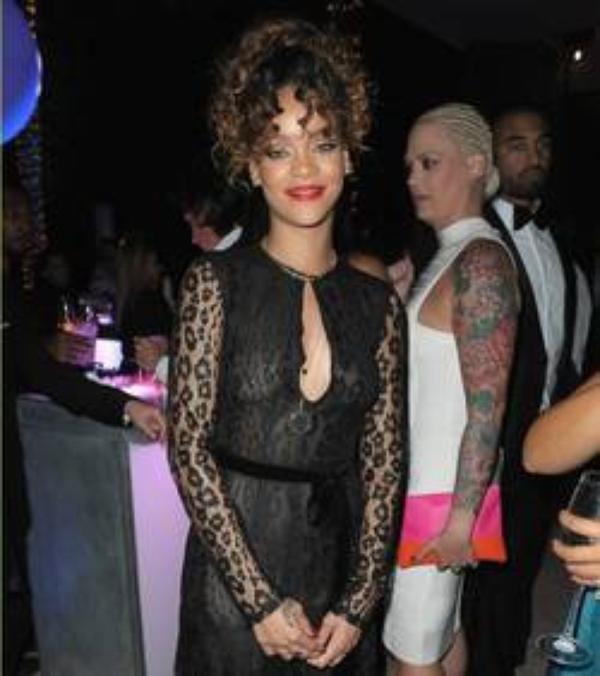 """Rihanna : """"Il n'y a personne dans ma catégorie"""