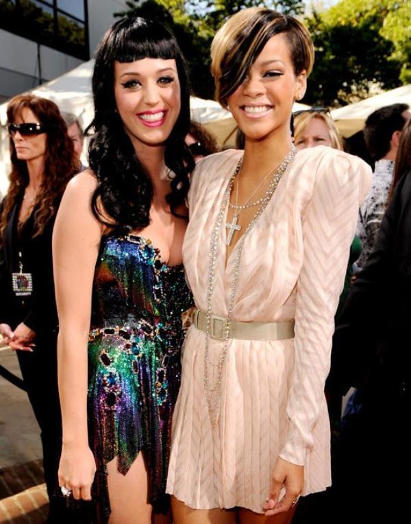 Katy Perry et Rihanna : les maîtresses rêvées selon un sondage