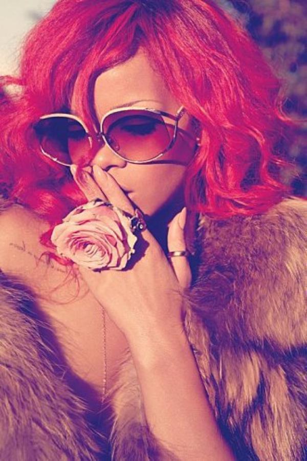 Rihanna, un 7ème album et une tournée en 2013