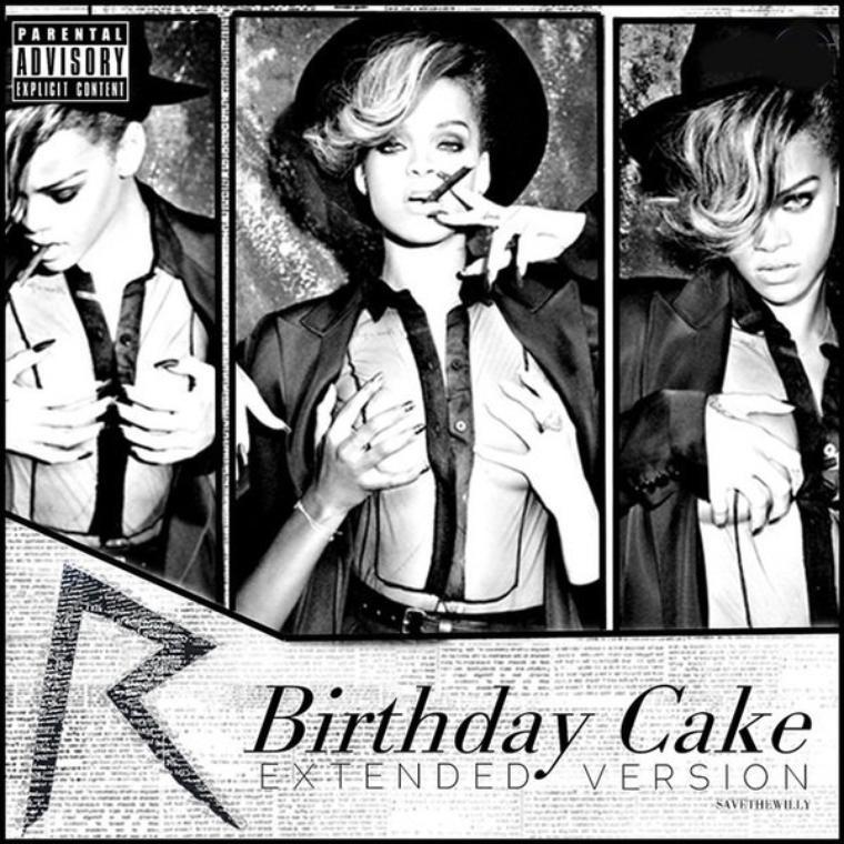 Rihanna : Birthday Cake version longue, disponible le 20 février