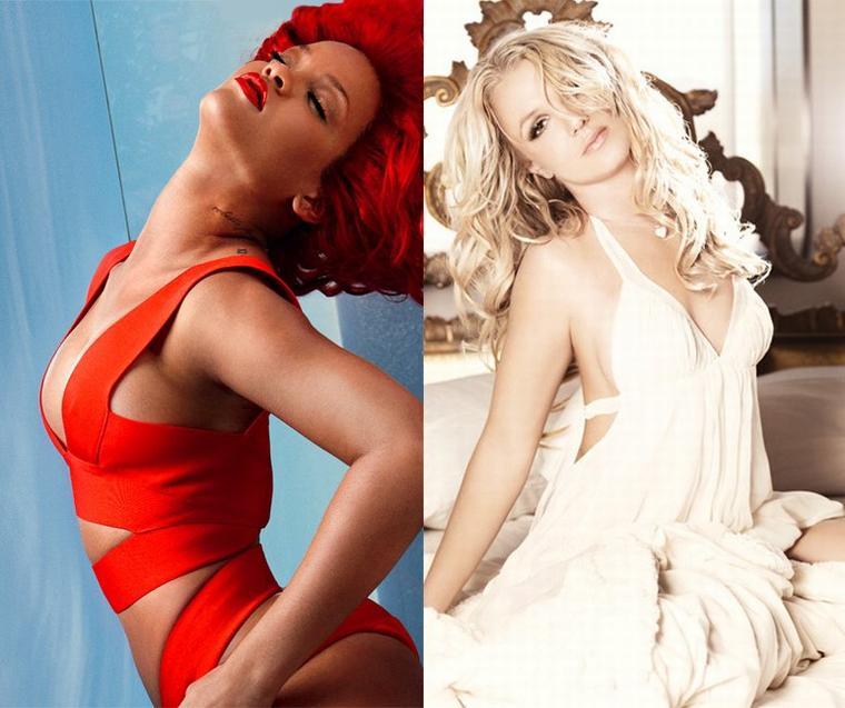 Rihanna: Un futur duo avec Britney Spears?