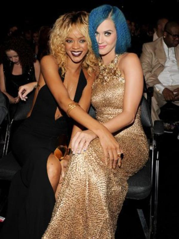 Rihanna et Katy Perry ont envie de faire un duo