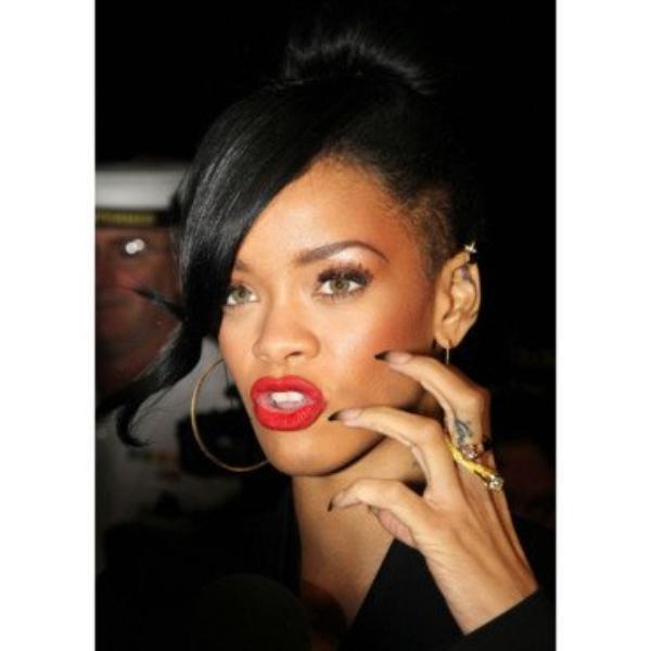 Rihanna : Elle a failli croiser Chris Brown et Karrueche Tran à l'aéroport