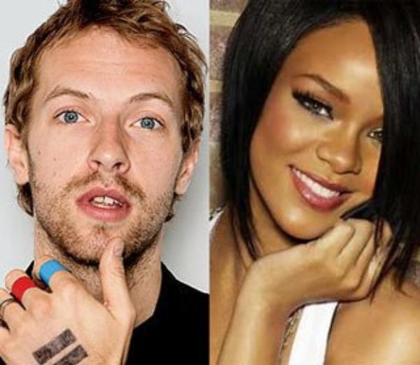 Pour Chris Martin, Rihanna est la 3ème plus belle femme du monde