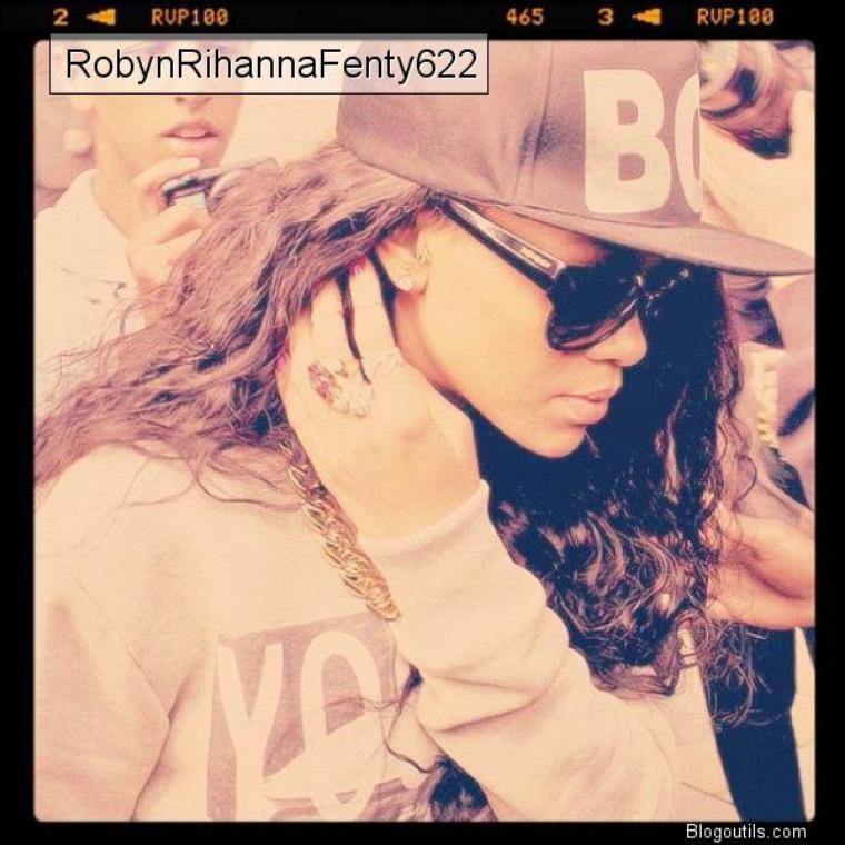 Rihanna: Elle inquiète Chris Brown