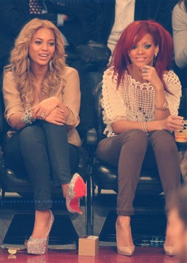 Rihanna est une cause perdue pour Beyonce