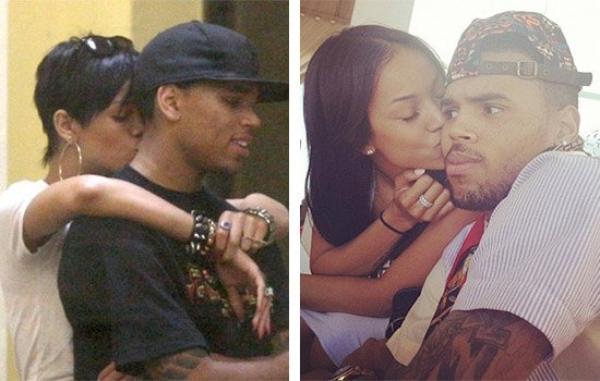 Rihanna et Chris Brown- Karrueche Tran a une arme fatale