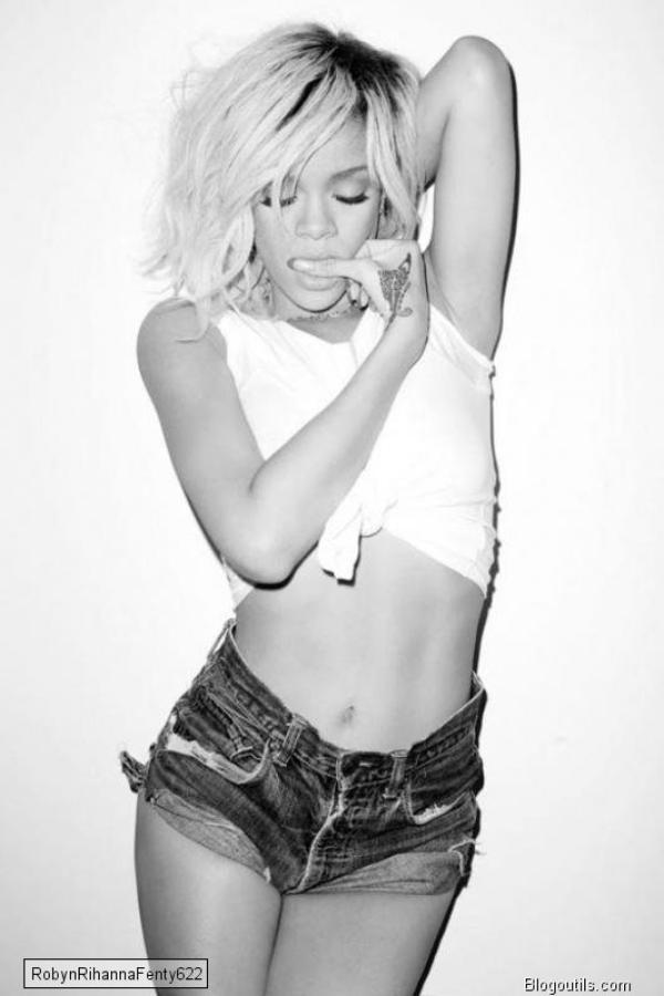 Rihanna dresse le portrait de son homme idéal dans Vogue