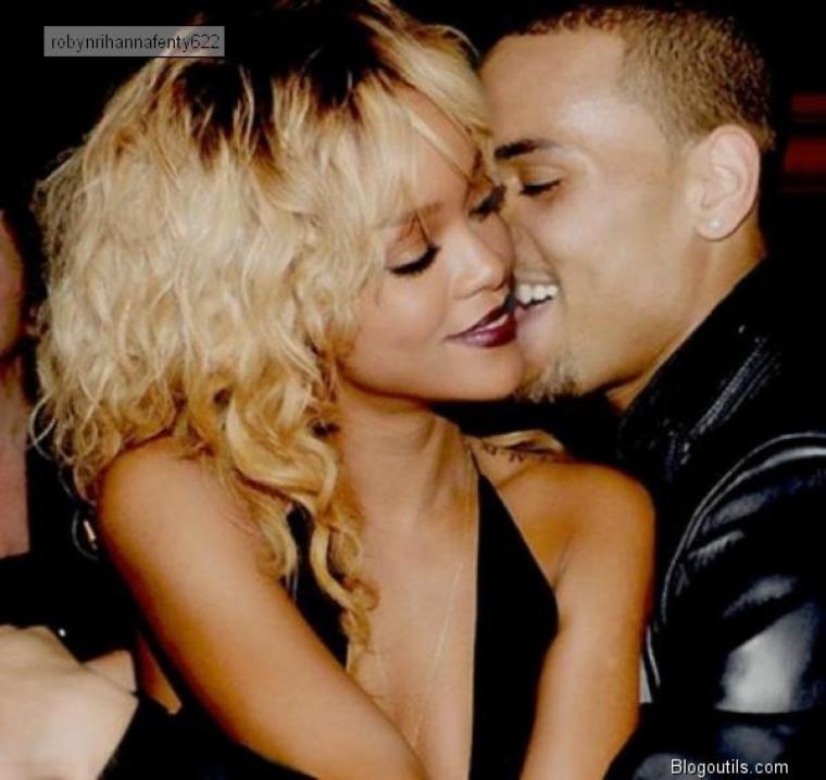 Rihanna : Un dîner romantique avec Chris Brown