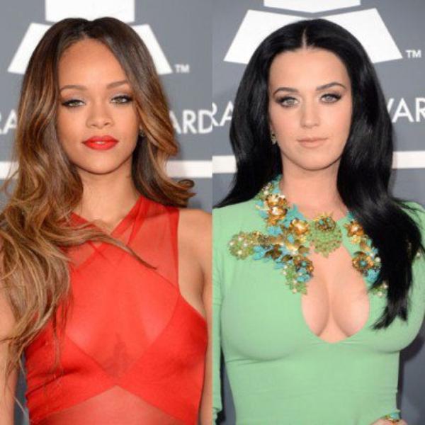 """RIHANNA ET KATY PERRY : AMIES MALGRÉ TOUT, Rihanna : """"Chris Brown n'est pas un monstre"""""""