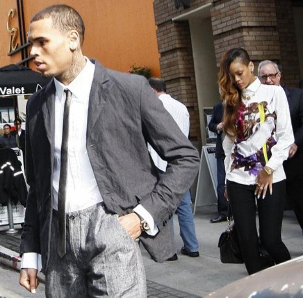 """Rihanna : elle répond à Chris Brown ! """" j'ai besoin d'un vrai mec !""""                , Rihanna : Chris Brown la déçoit"""