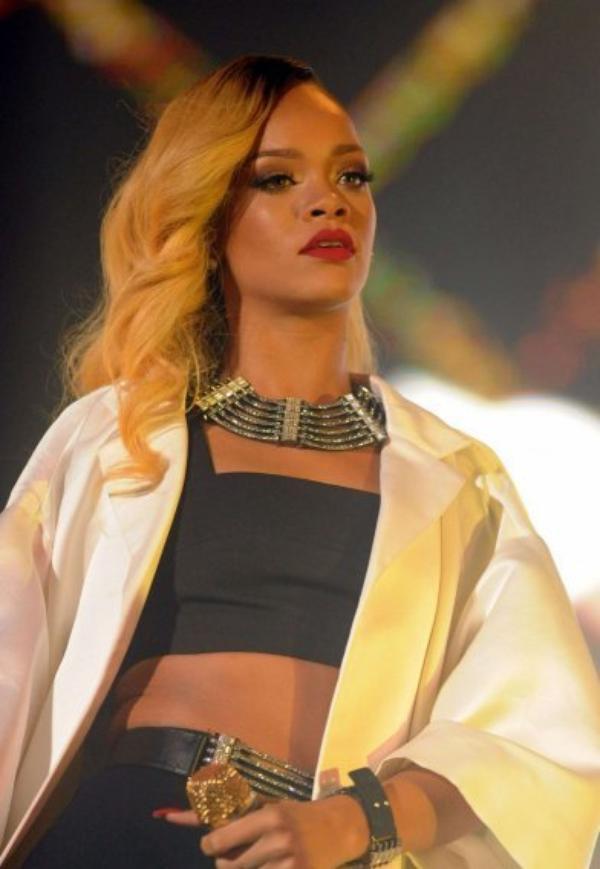 Rihanna au festival  de  Mawazine ( Maroc)