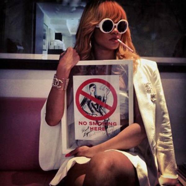 Rihanna visite l'appartement de Coco Chanel à Paris