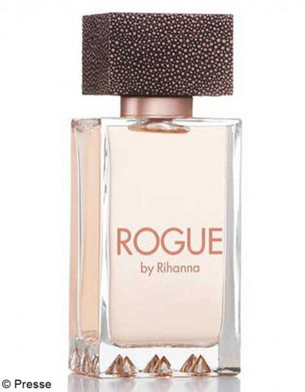 Rihanna Rogue, son nouveau parfum disponible le 3 septembre