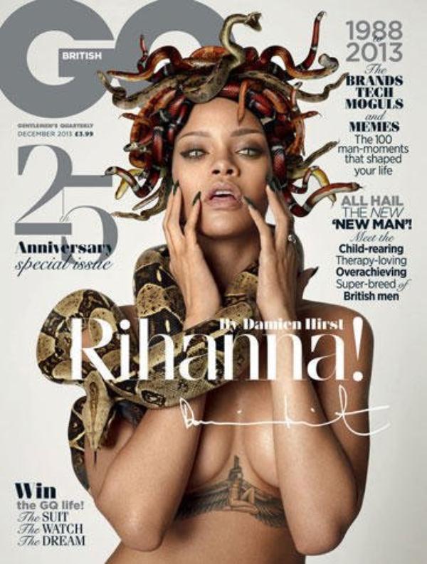 Une petite Rihanna est née