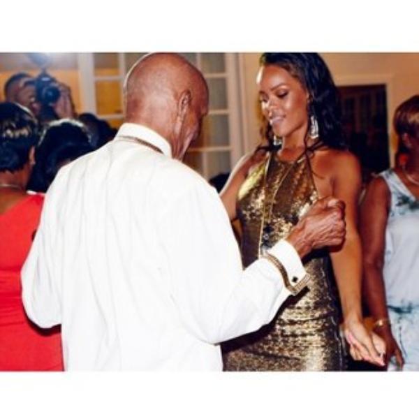 Rihanna : L'amour de sa vie a 85 ans